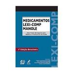 Livro - Medicamentos Lexi-Comp Manole
