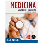Livro - Medicina - Diagnóstico e Tratamento - Referência Rápida