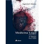 Livro - Medicina Legal: Texto e Atlas