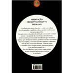 Livro - Meditação e Desenvolvimento Humano