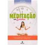 Livro - Meditação em Três Minutos