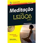 Livro - Meditação para Leigos - Edição de Bolso