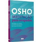 Livro - Meditação para Ocupados