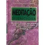 Livro - Meditação Silenciosa