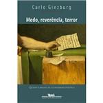 Livro - Medo, Reverência, Terror