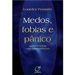 Livro - Medos, Fobias e Pânicos