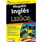 Livro - MegaKit Inglês para Leigos