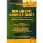 Livro - Meio Ambiente Marinho e Direito