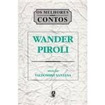Livro - Melhores Contos de Wander Piroli