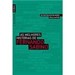 Livro - Melhores Histórias de Fernando Sabino, as