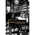 Livro - Memória e Identidade Nacional