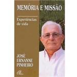 Livro - Memória e Missão