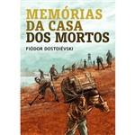 Livro - Memórias da Casa dos Mortos