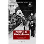 Livro - Memórias de Sherlock Holmes