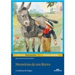 Livro - Memórias de um Burro