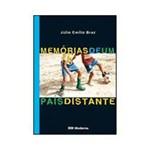 Livro - Memórias de um País Distante