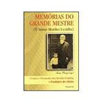 Livro - Memorias do Grande Mestre - (O Sensei Morihei Ueshiba)