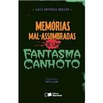 Livro - Memórias Mal-Assombradas de um Fantasma Canhoto
