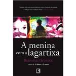 Livro - Menina com a Lagartixa, a