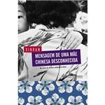 Livro - Mensagem de uma Mãe Chinesa Desconhecida