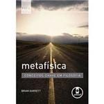 Livro - Metafísica - Conceitos-Chave em Filosofia