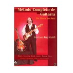 Livro - Método Completo de Guitarra: do Blues ao Jazz