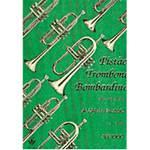 Livro - Método de Pistão, Trombone e Bombardino