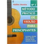 Livro - Método Prático de Violão para Principiantes Vol. 1