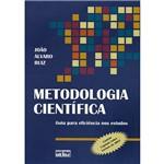 Livro - Metodologia Científica - Guia para Eficiência Nos Estudos