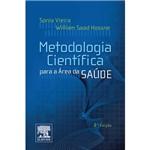 Livro - Metodologia Científica para a Área da Saúde