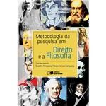 Livro - Metodologia da Pesquisa em Direito e a Filosofia
