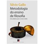 Livro - Metodologia do Ensino de Filosofia - uma Didática para o Ensino Médio