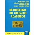 Livro - Metodologia do Trabalho Acadêmico