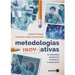Livro - Metodologias Inov-ativas na Educação Presencial, a Distância e Corporativa
