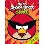 Livro - Meu Kit Angry Birds Space