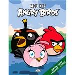 Livro - Meu Kit Angry Birds