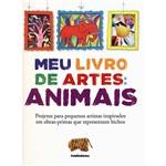 Livro - Meu Livro de Artes: Animais