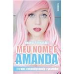 Livro - Meu Nome é Amanda
