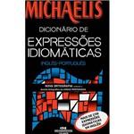 Livro - Michaelis Dicionário de Expressões Idiomáticas: Inglês-português