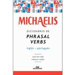 Livro - Michaelis Dicionário de Phrasal Verbs Inglês-português