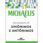 Livro - Michaelis Dicionário de Sinônimos e Antônimos