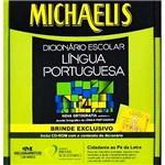 Livro - Michaelis Dicionário Escolar da Língua Portuguesa - Nova Ortografia + Cd Rom + Livro Brinde
