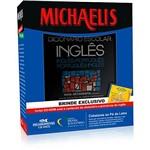 Livro - Michaelis Dicionário Escolar Inglês ( Nova Ortografia ) + CD-ROM