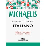 Livro - Michaelis Minidicionário Italiano
