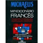 Livro - Michaelis Minidicionário Português-Francês - Nova Ortografia