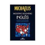 Livro - Michaelis Moderno Dicionario Ingles-Portugues / Português-Inglês