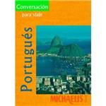 Livro - Michaelis Tour Portugués: Conversación para Viaje