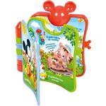 Livro Mickey - Disney