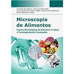 Livro - Microscopia de Alimentos