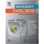 Livro - Microsoft Excel 2010: Dicas e Truques